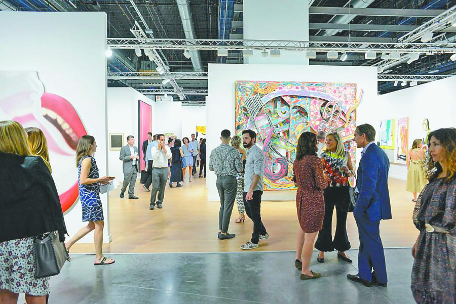 Se lucen en la Art Basel de Miami 8 galerías mexicanas