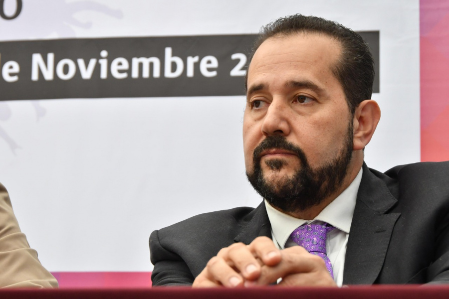 Necesario fortalecer y repensar mecanismos de participación ciudadana: Bernardo Valle Monroy