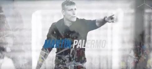 Martín Palermo, nuevo DT del Pachuca