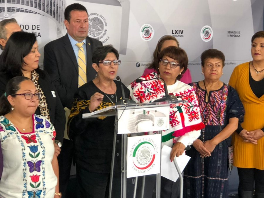 Aumento de gasolinas e igualdad de género, puntos clave en agenda legislativa del PRD