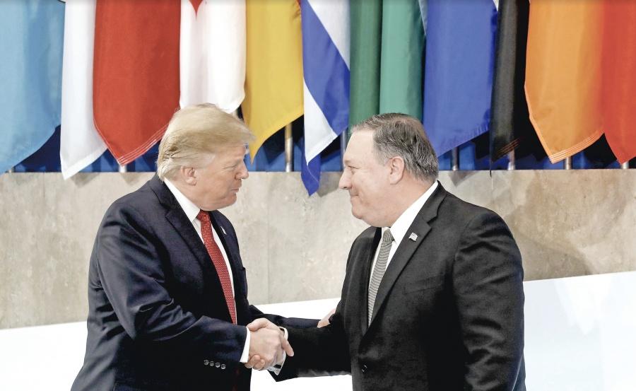 Donald Trump se alista para anunciar el fin del Estado Islámico