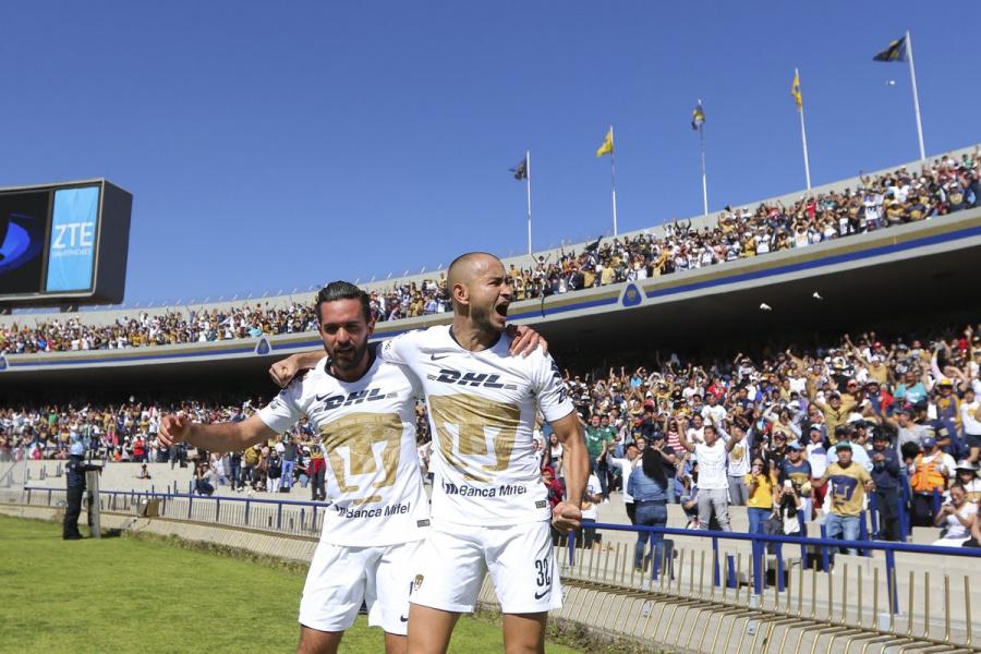 Pumas vence a Tigres colocándose como semifinalista