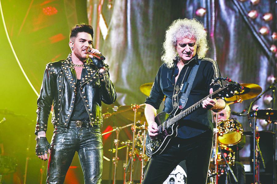 Queen alista 23 conciertos por EU