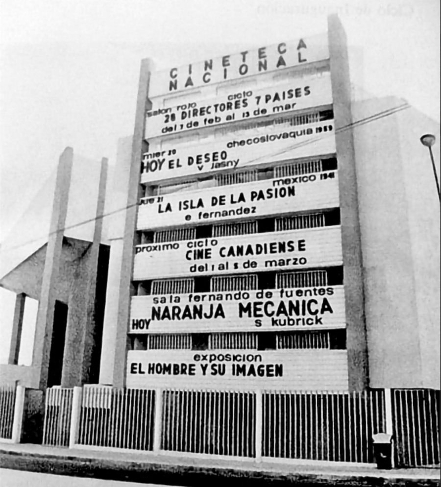 La Cineteca celebra 45 años con ciclo dedicado a Ripstein