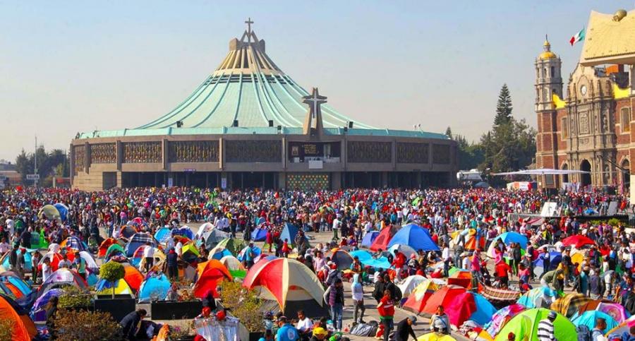 Víspera del Día de la Virgen de Guadalupe termina con saldo blanco en la GAM