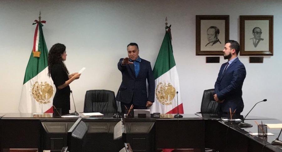 Andrés Peñaloza Méndez, nuevo Presidente de la Conasami