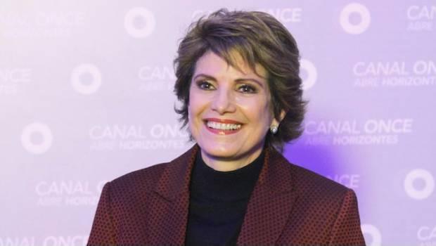 Adriana Pérez Cañedo se retira de Canal 11