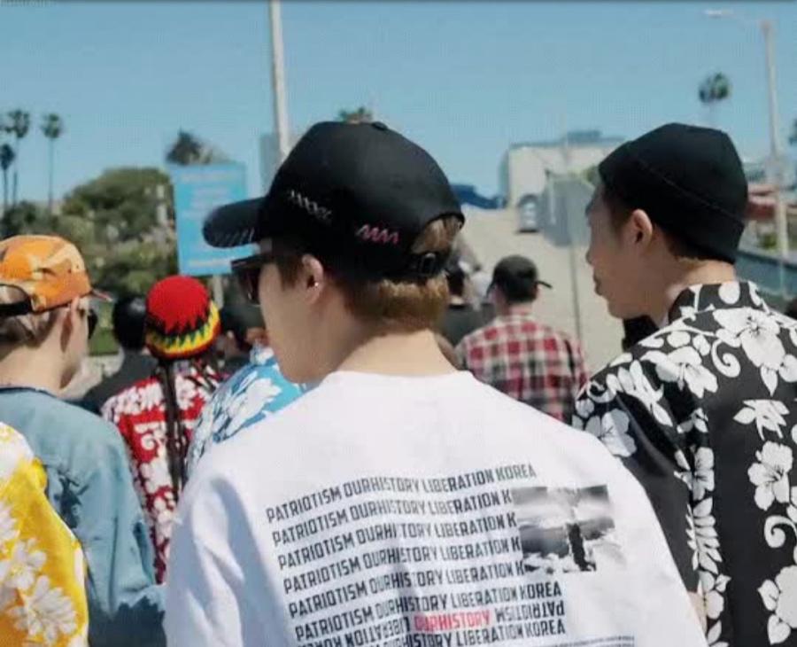 Suspenden la actuación de BTS por camiseta de bombardeo Nagasaki
