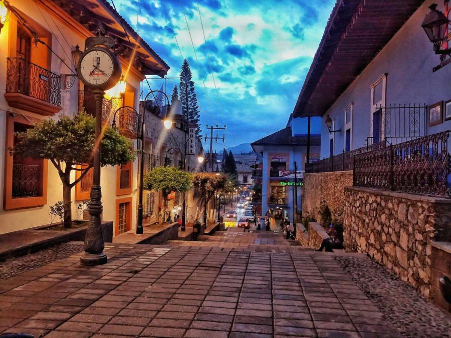 Pueblo Mágico Huauchinango, Puebla; Naturaleza sin fin en la Sierra Norte