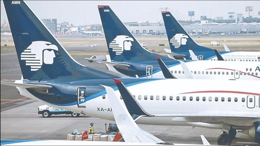 Aeroméxico conectará a México con Barcelona