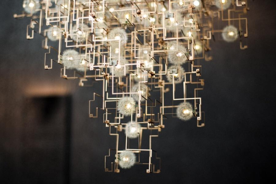 """Diseño y arte; el mestizaje de los materiales que muestra la exposición """"Diseño Neobarroco"""""""