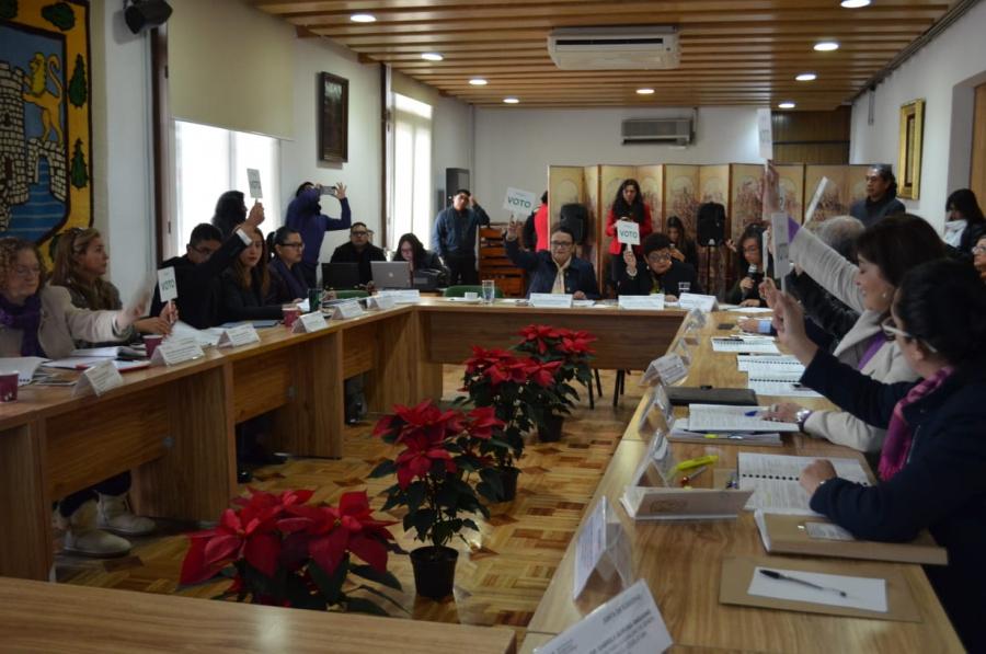 Gabriela Rodríguez asume cargo como directora del Instituto de las Mujeres