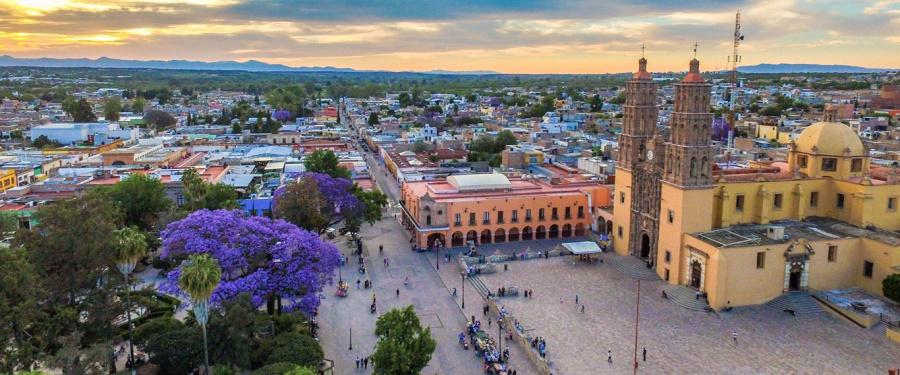 Pueblo Mágico, Dolores Hidalgo, Patrimonio Histórico Cultural Urbano y Arquitectónico