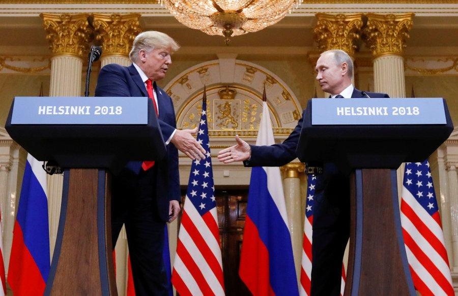 Trump y Putin se reunirán el 11 de noviembre en París