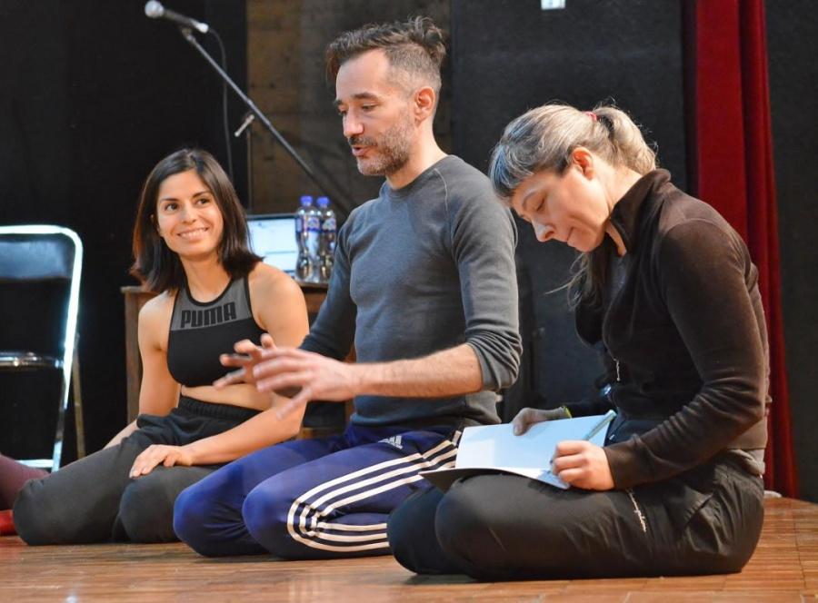 Frédérick Gravel, reconoce el poder de la improvisación en los bailarines mexicanos
