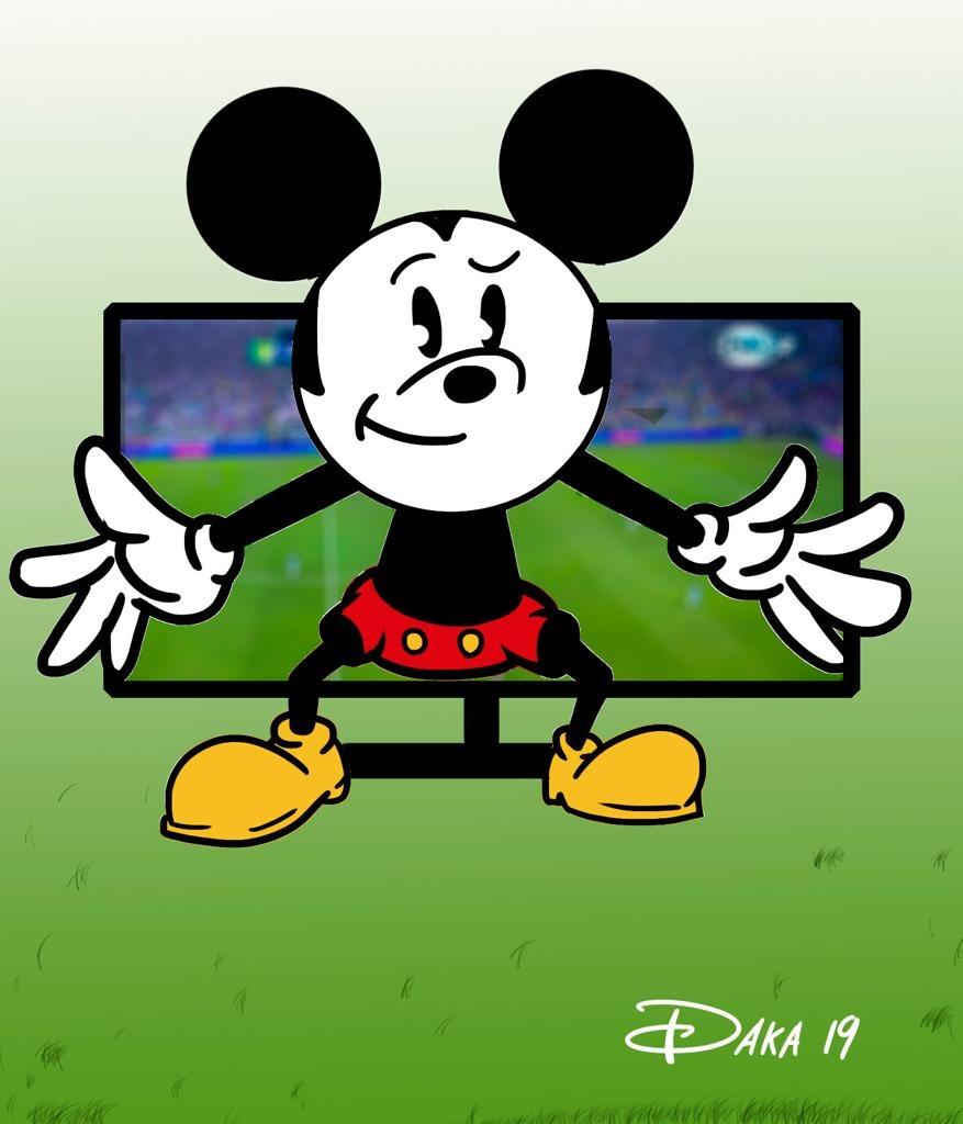 Fusión de Disney y Fox, genera más fut exclusivo