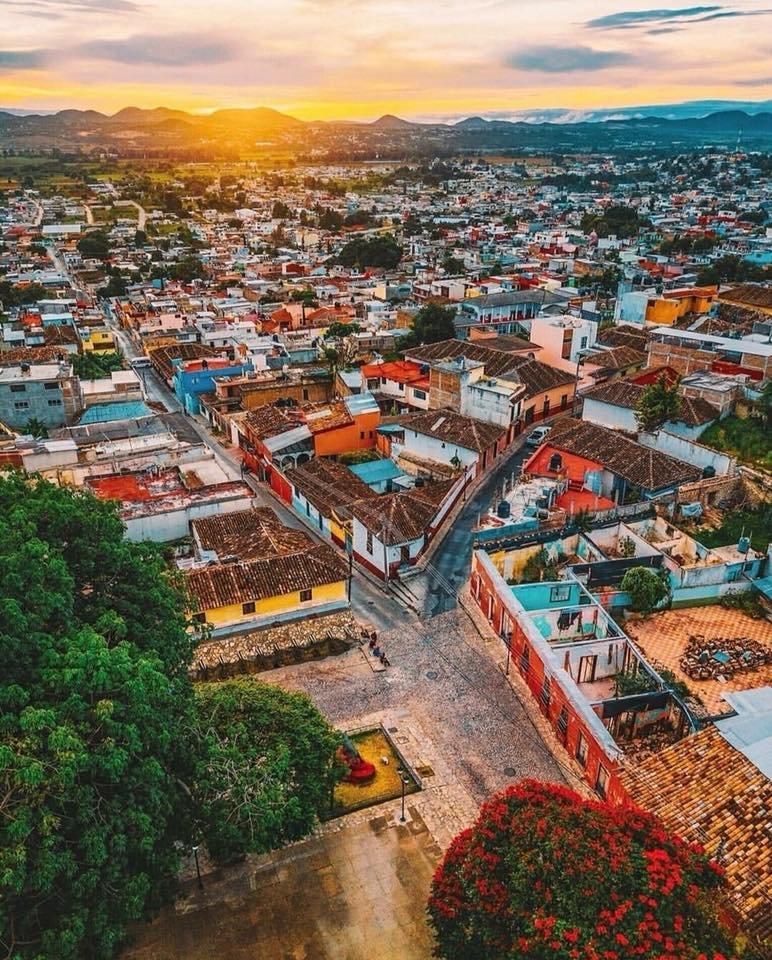 Pueblo Mágico de Comitán, Chiapas