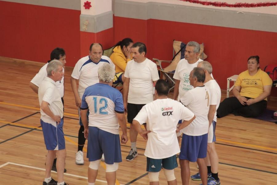 Cuauhtémoc fomenta el deporte en adultos mayores