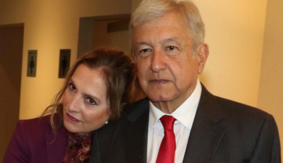 Fallece la madre de BeatrizGutierrezMuller; suegra de AMLO