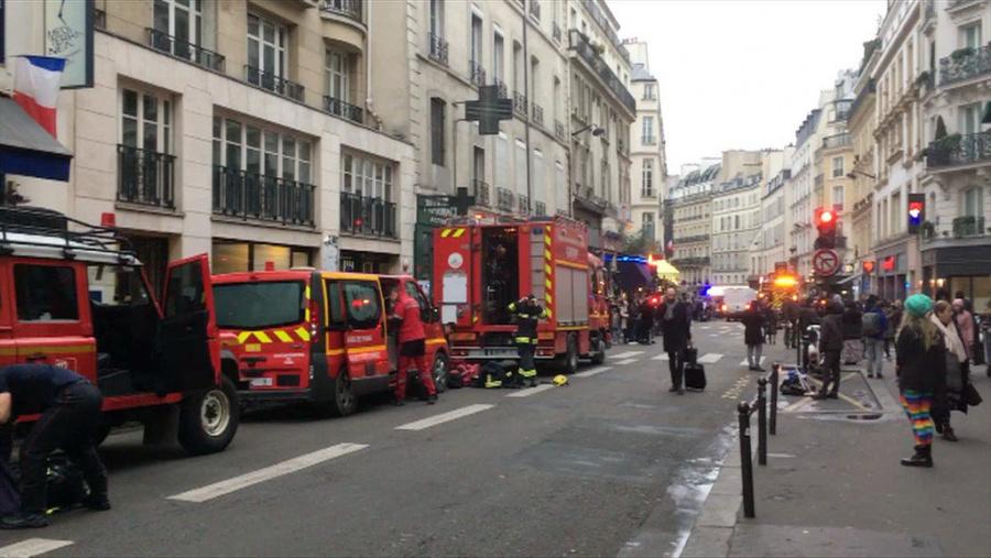Fuga de gas en una panadería de París deja al menos 3 muertos