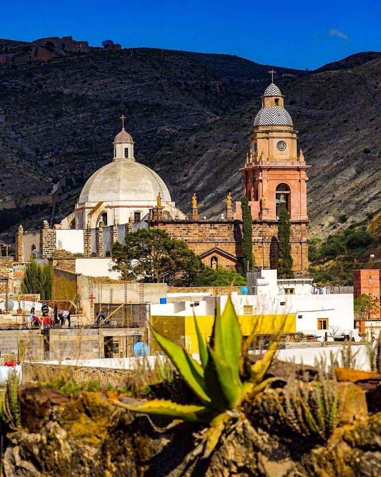 Pueblo Mágico Real de Catorce, San Luis Potosi