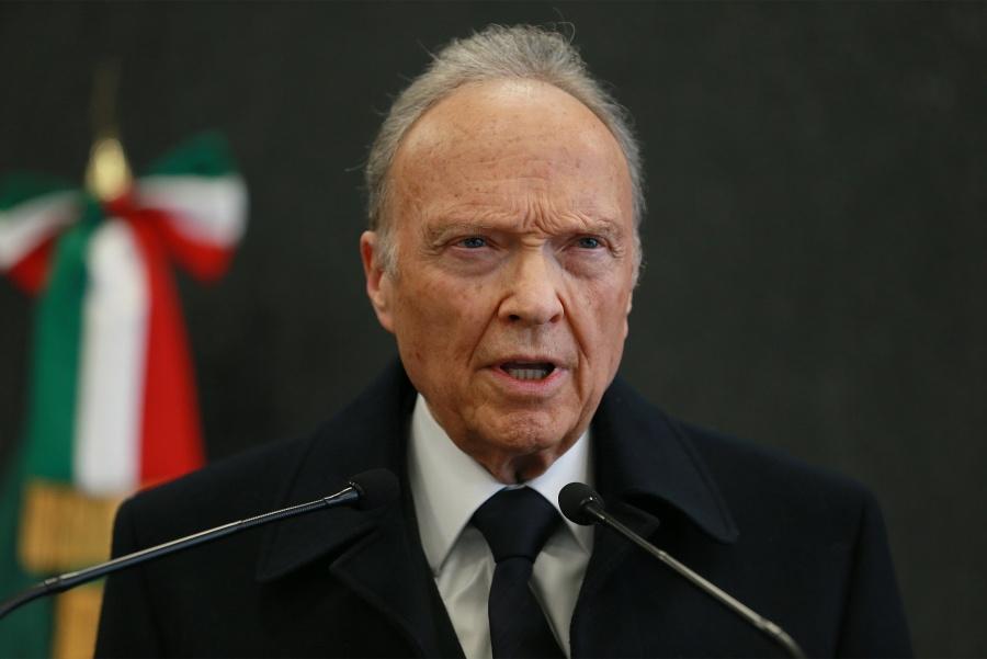 Gertz Manero, envía propuestas al Senado para Fiscal Anticorrupción y Fiscal Electoral