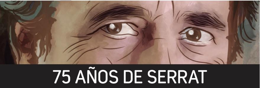 Los poemas de Serrat que reivindicaron la literatura hispanoamericana