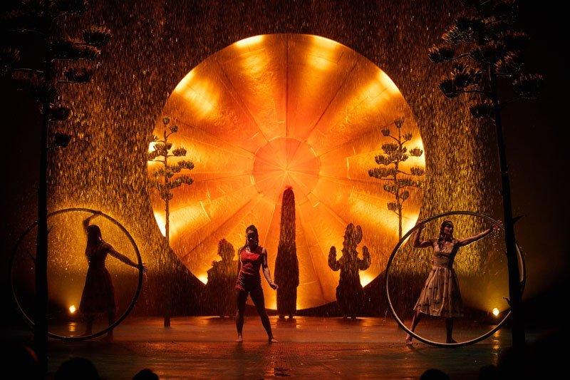 LUZIA nuevo montaje de Cirque du Soleil llega a la CDMX