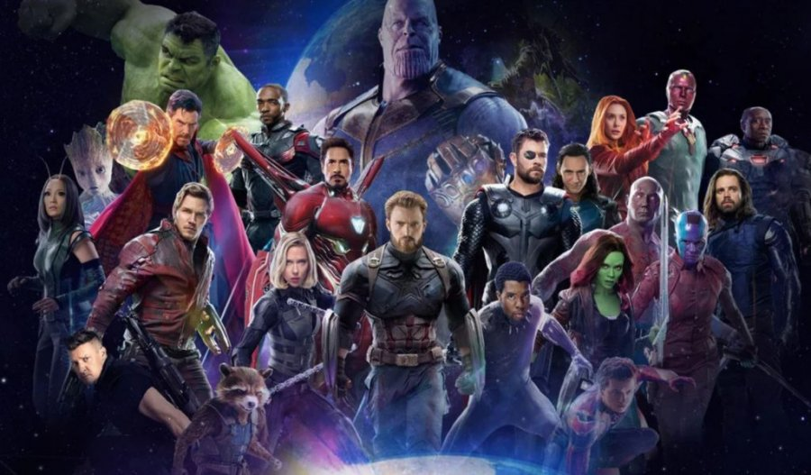 "Esta es la misteriosa imagen de "" Avengers 4"""