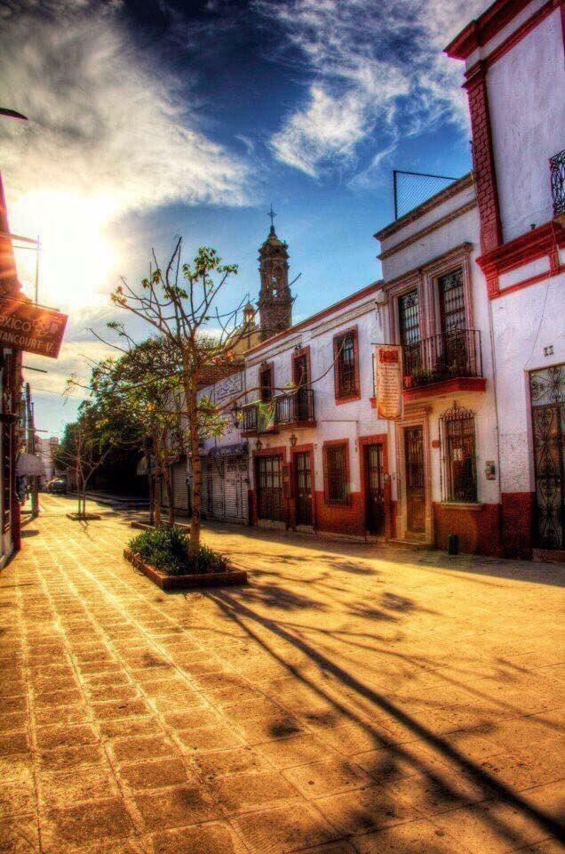 Pueblo Mágico de Jiquilpan, Michoacán