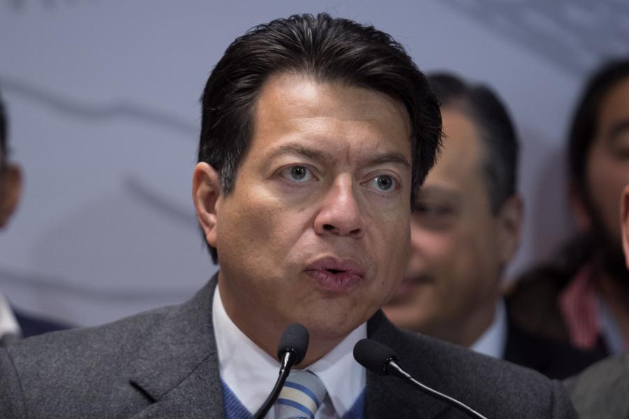 Poder Legislativo va por certeza judicial y de seguridad: Mario Delgado