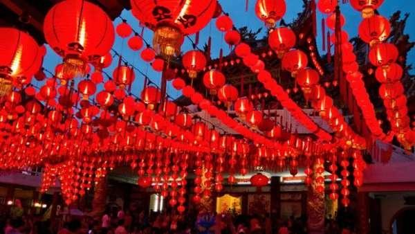 Dan comienzo celebraciones por Año Nuevo Chino