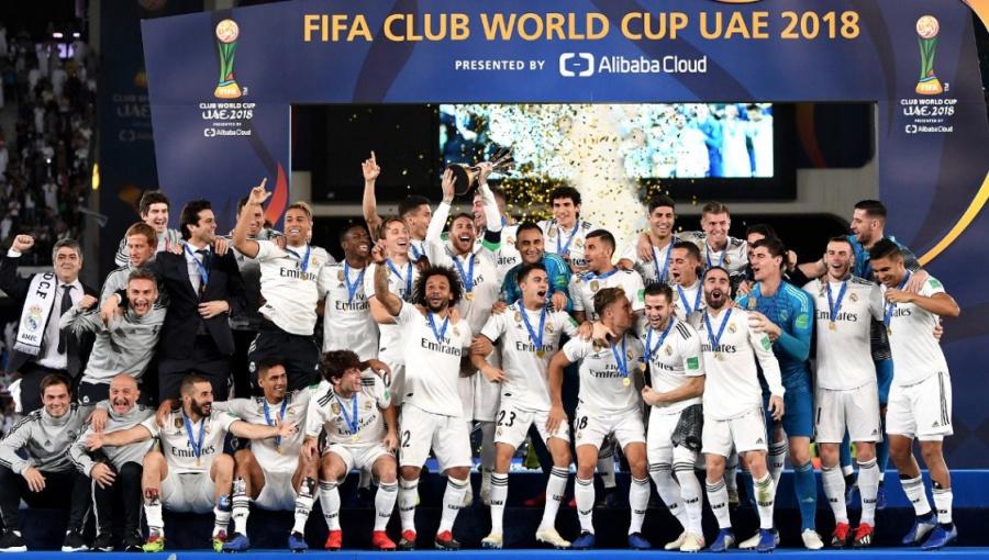 Real Madrid se proclama Campeón del Mundial de Clubes, ¡por tercera vez consecutiva!