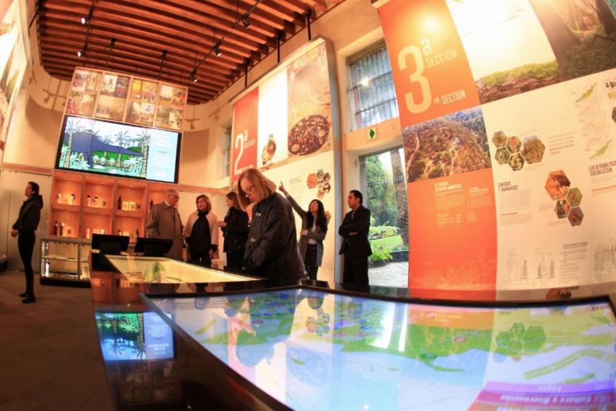 Bosque de Chapultepec estrena Museo de Sitio y Centro de Visitantes