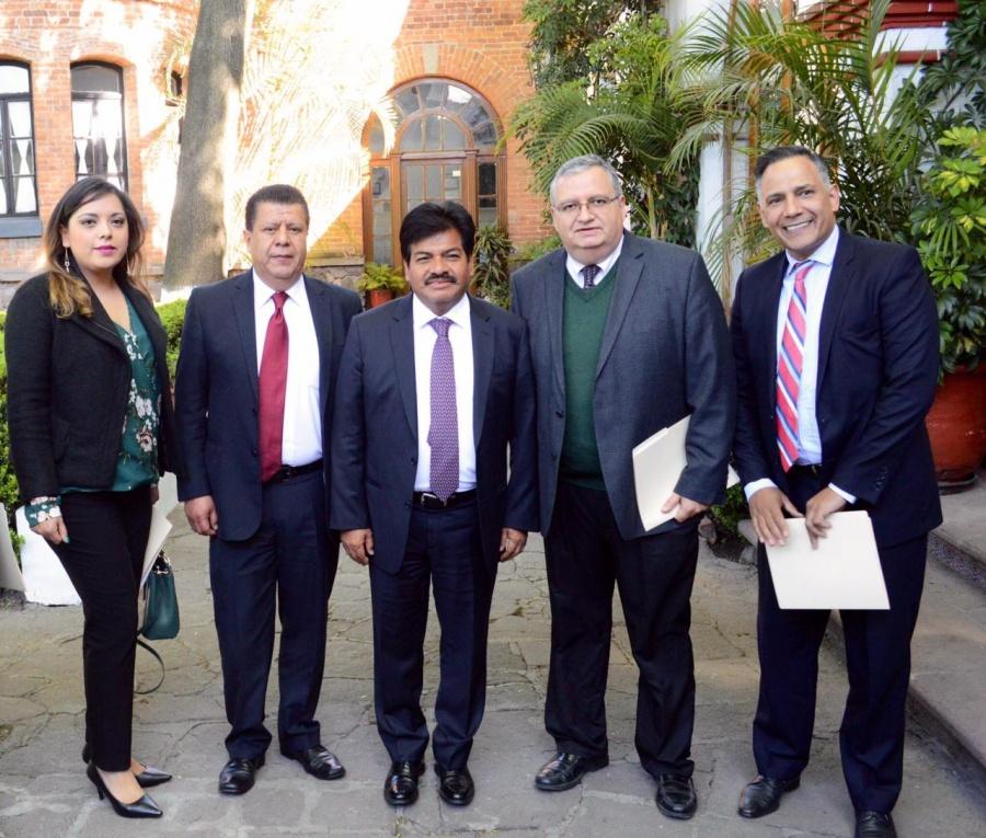 La administración de Francisco Chíguil, será un facilitador del desarrollo económico en la GAM