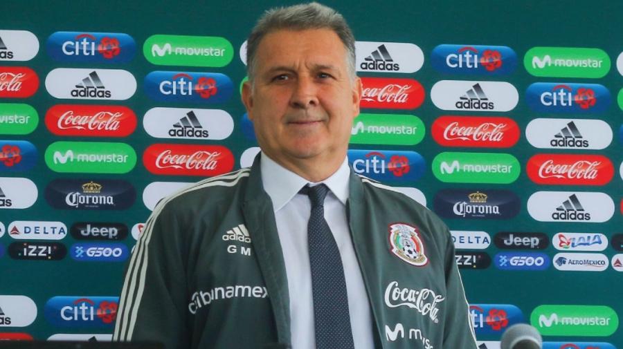 Gerardo Martino, presentado como nuevo DT de la Selección Mexicana