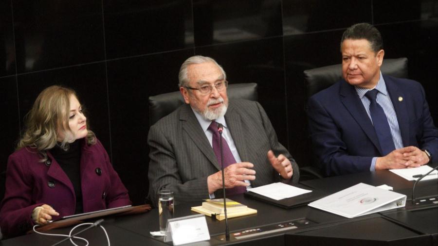 Para la Fiscalía no habrá ni amigos ni enemigos políticos: Bernardo Bátiz