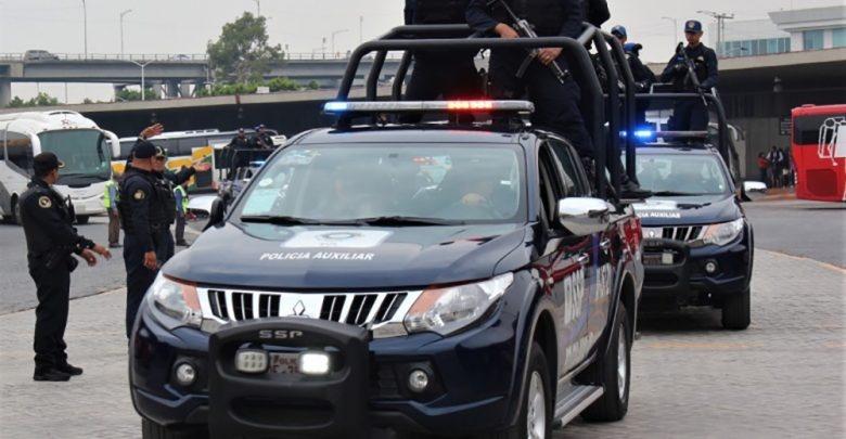 Un hombre es detenido por robo y portación de una subametralladora en Miguel Hidalgo