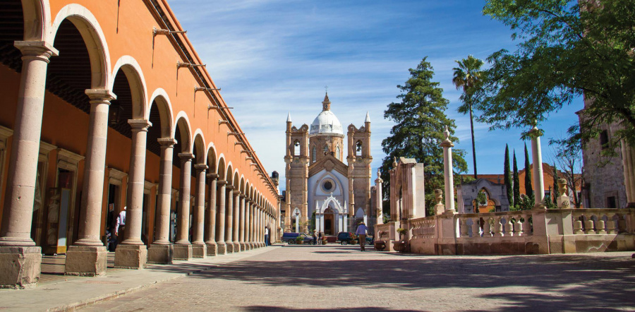Pueblo Mágico de Nochistlán, Zacatecas