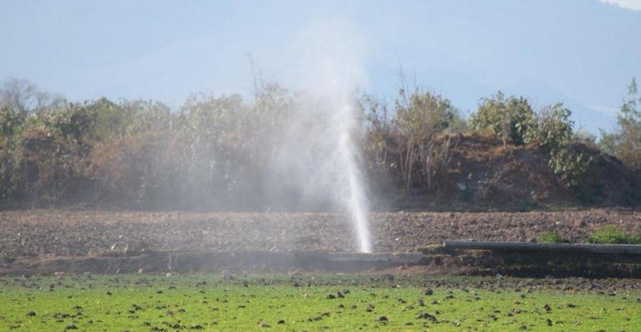 Se registra nueva fuga de combustible en Teocalco, Hidalgo