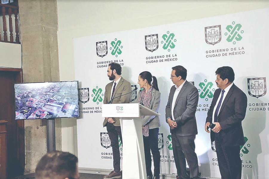 CDMX apuesta bajar delitos con Cablebús