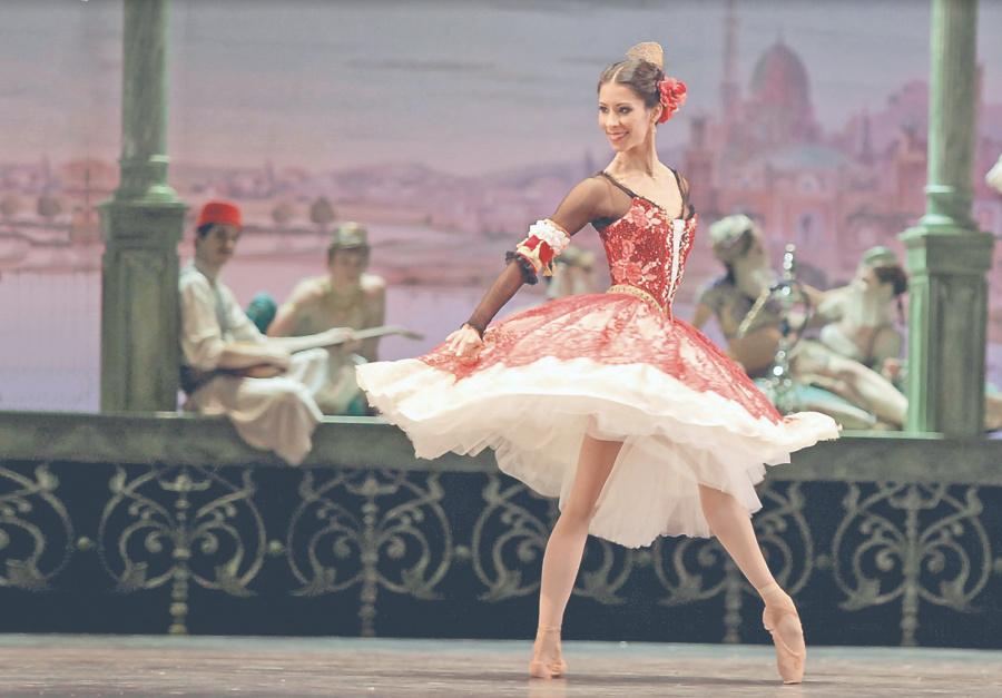 Por primera vez una mexicana es alma de la danza en Rusia