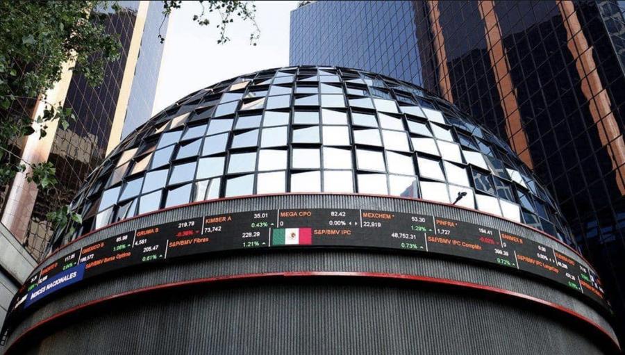 Peso mexicano y BMV cayeron al cierre de los mercados