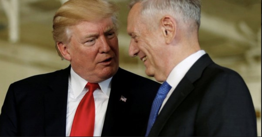 Jefe del Pentágono dimite por retirada en Siria