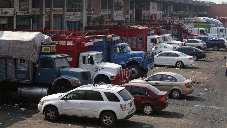 10 estaciones de gasolina abastecen a los vehículos de la Central de Abasto