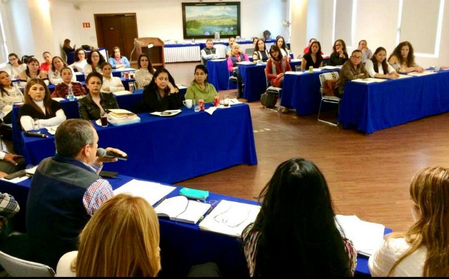 Exitoso seminario del sector deportivo femenil a cargo de la Federación Mexicana de Charrería