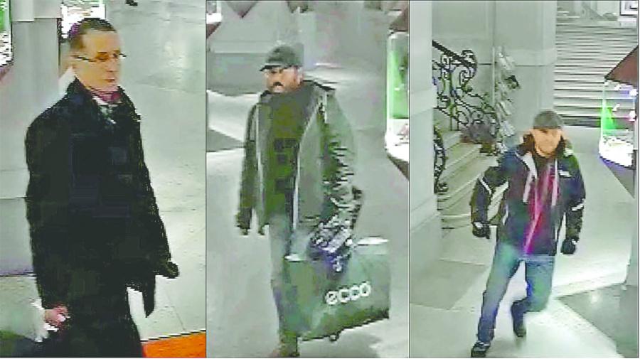 A un día de ser subastado, tres hombres roban cuadro Renoir