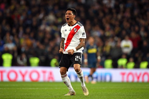 River Plate es el campeón de la Copa Libertadores