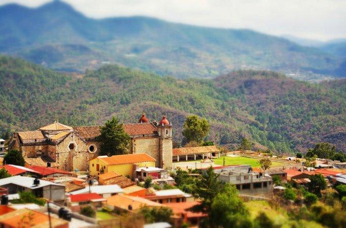 El Pueblo Mágico de Capulálpam de Méndez, en Oaxaca