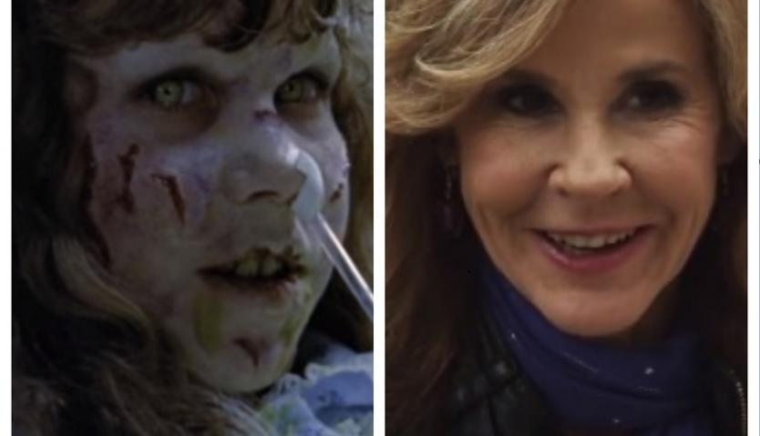 """Linda Blair, la protagonista de """"El Exorcista"""" cumple hoy 60 años"""